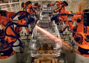 Подъёмно-транспортные манипуляторы и роботы