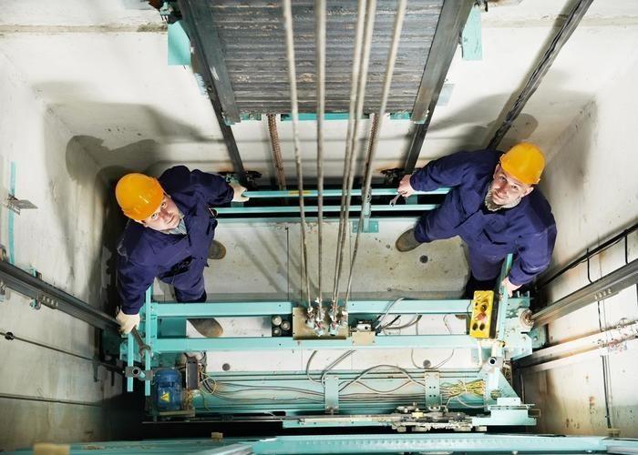 Монтаж, эксплуатация и ремонт подъёмно-транспортных машин