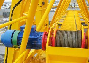 Специальные главы металлических конструкций подъёмно-транспортных машин
